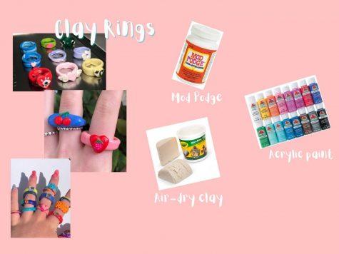 TikTok crafts you could do for spring
