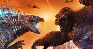 """Godzilla vs. Kong"" is a monster smash of the season"