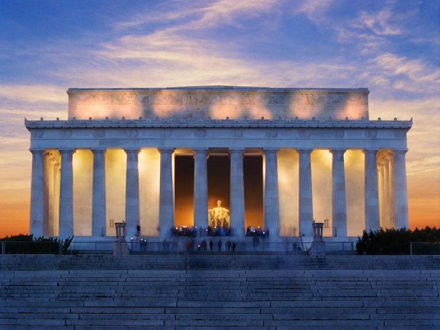 Lincoln+Memorial