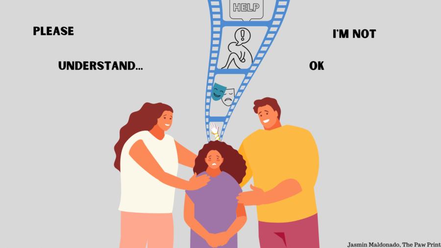 Parents' survival mindset completely disregards mental health issues