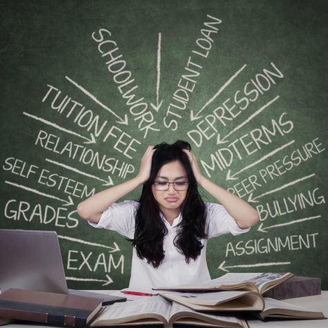 Does high school pressure students to be perfect?