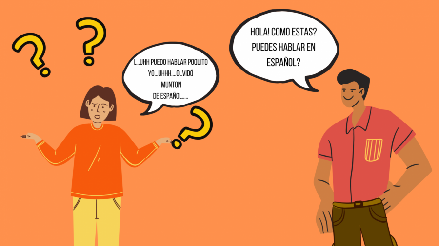 Forgetting your native language could lead to many consequences