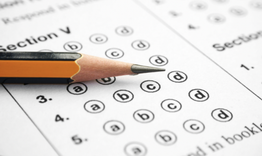 Many people haven't been taking the SAT or ACT since there are test optional colleges.