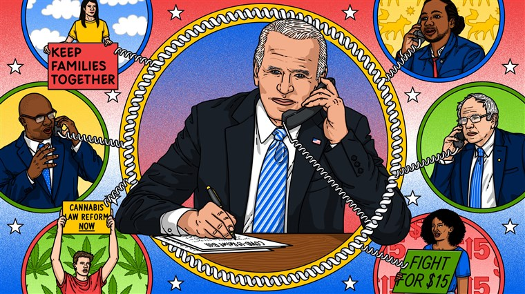 President Biden is doing a lot for people of color