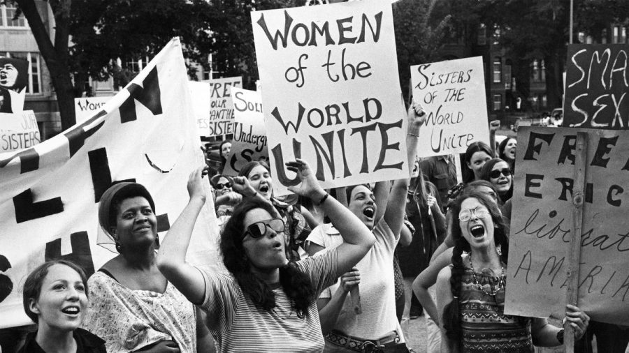 American feminism sees much evolution overtime