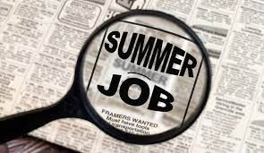 Five jobs to apply for to get you out of the house & off your screen this summer