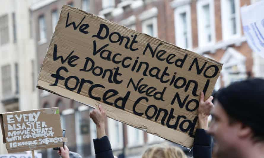 Anti-vax mentality becomes more dangerous as COVID-19 vaccines become more available