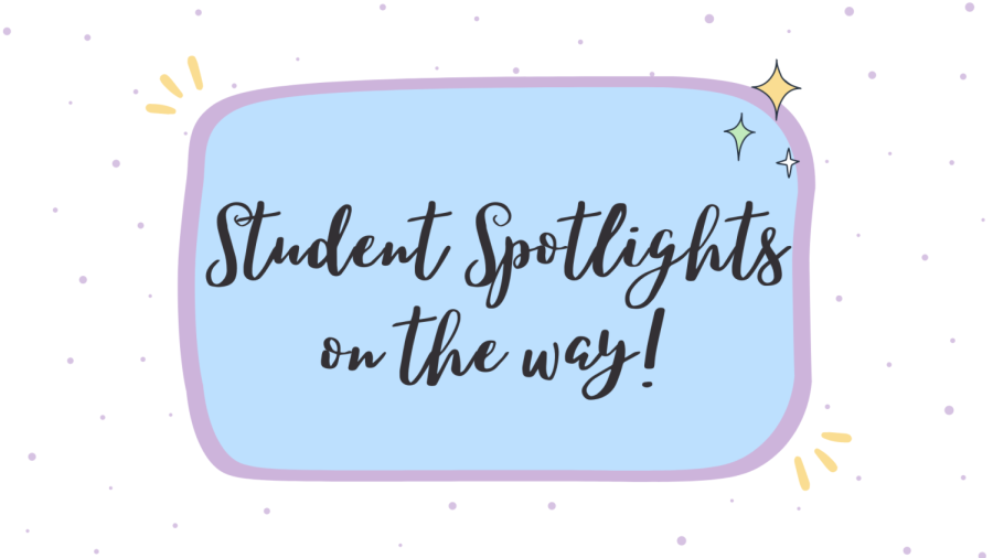 The Paw Print introduces student spotlights
