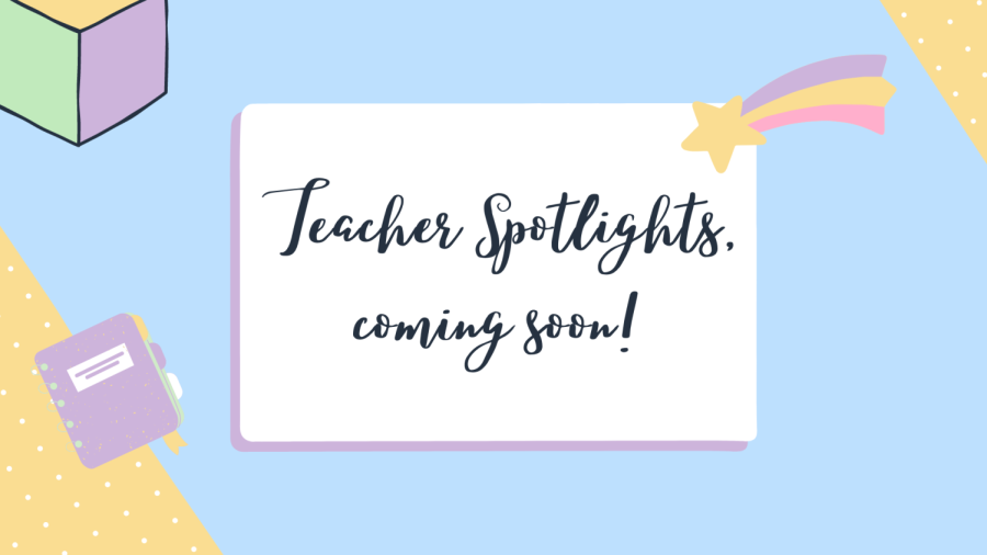 New Teacher Spotlight aims to uncover fun facts about PHS staff