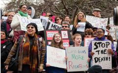 The U.S. must stop gun violence, enforce gun control