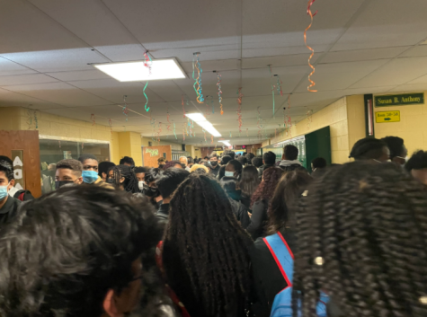 """How successful has Parkdale been at keeping students """"social distanced""""?"""