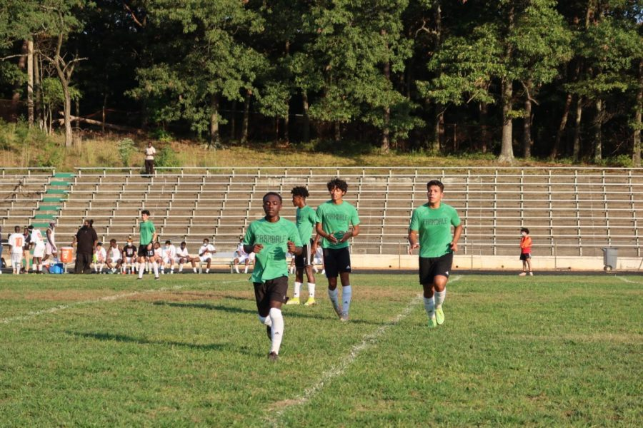 Parkdale athletes struggle due to inadequate field