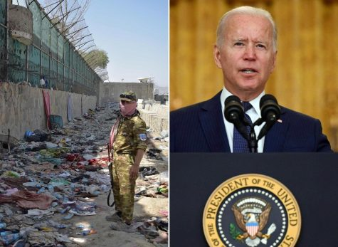 President Biden Removes U.S. Troops From Afghanistan; Outcomes catastrophic